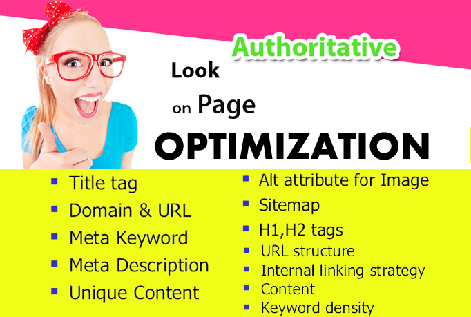 I will complete Power Pack On-Page SEO for ranking as high in Google