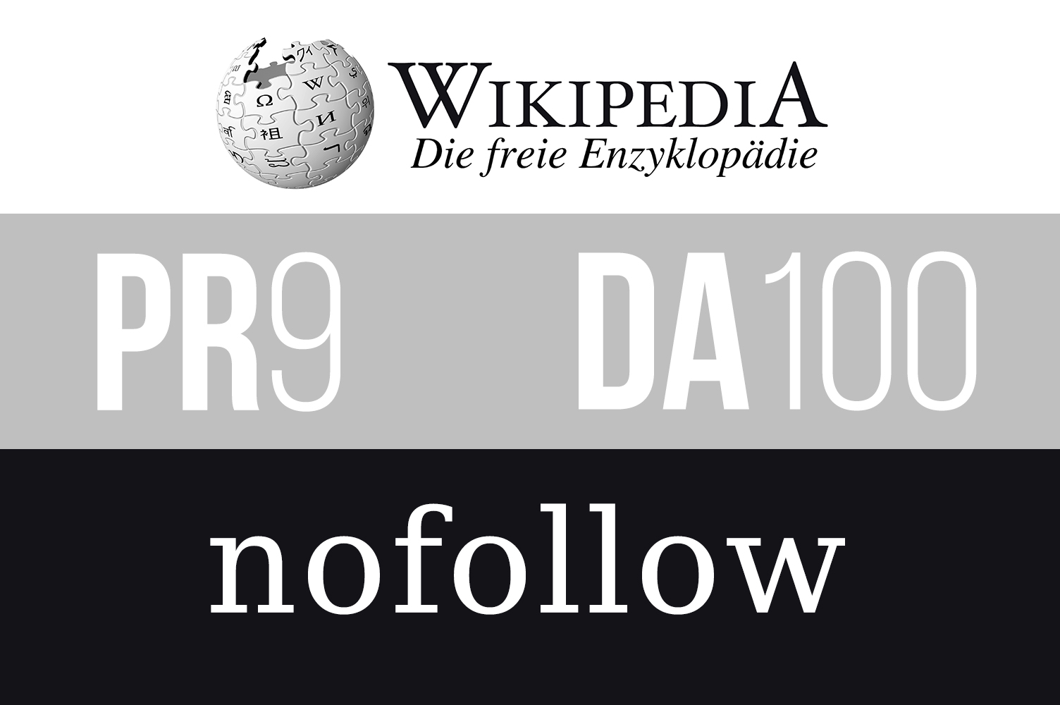 Offer backlink from Wikipedia to your website
