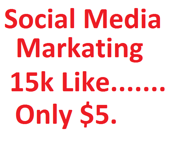 Instant Start Add 15k (15000) Social Media Post Like
