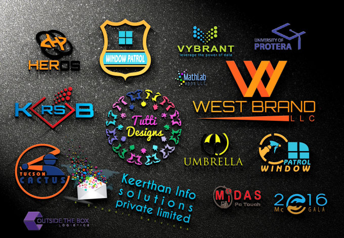 I will do Amazing 3D LOGO Unlimited revisions free