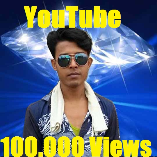 Guaranteed 100.000 YouTube Video Views Add Very Fast Completed