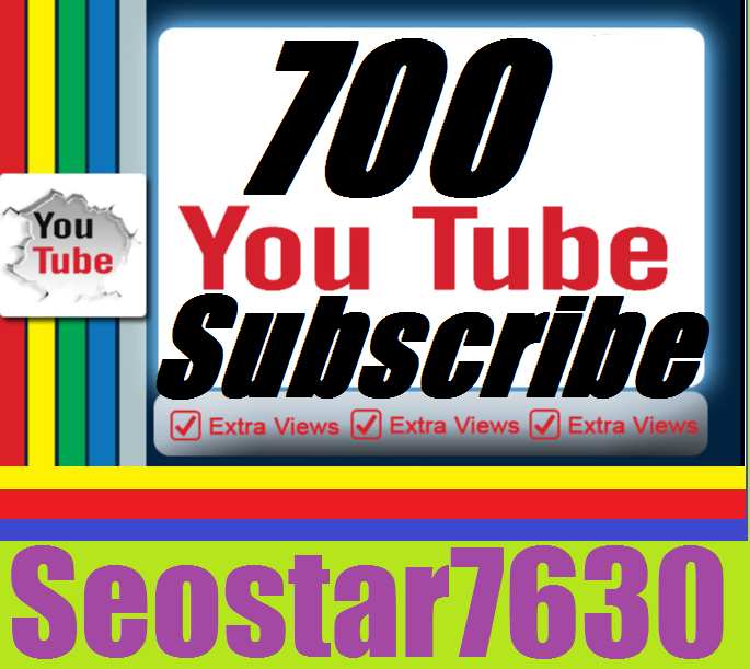 Real 700 You=Tube Subs=Criber Your You=Tube Channel Add Only