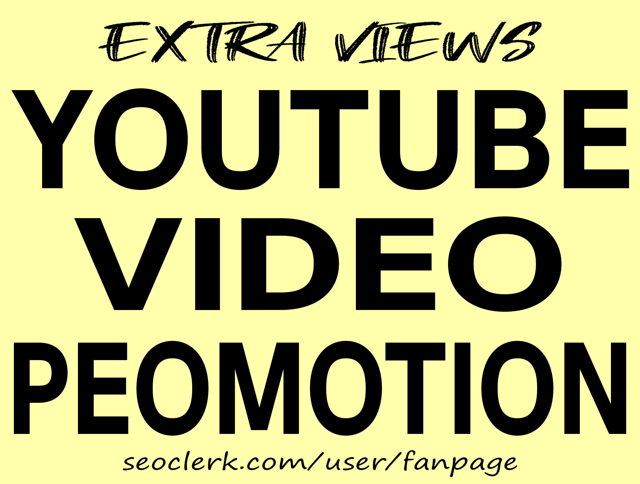 YouTube Video Viral Promotion & Marketing Best For Ranking