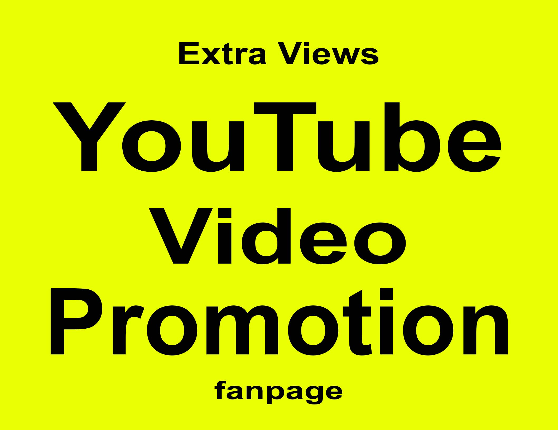 YouTube Video Viral Promotion Marketing Real Audience