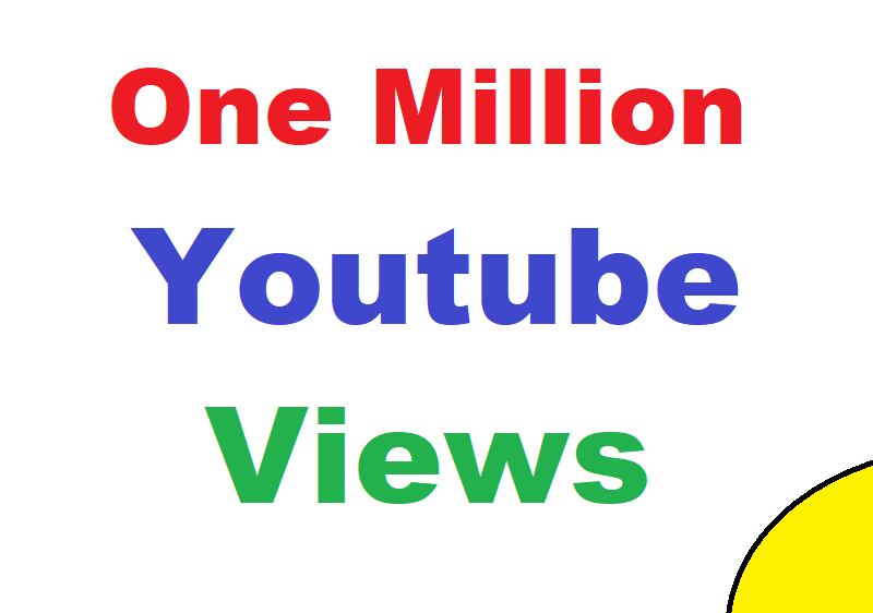 1 Million non-drop views