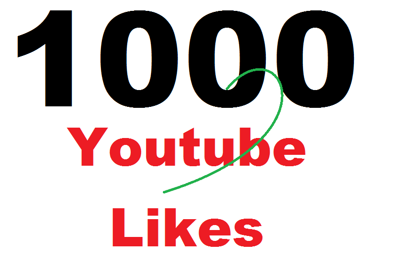 1000 Superfast Youtube Likes