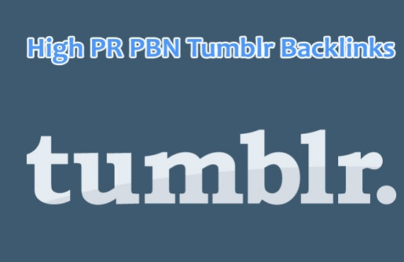 Tumblr High PA 28+ 10 blogs for PBN