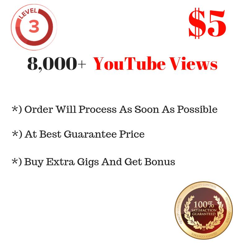8,000+ You-Tube HUMAN V_I_E_W_E_R_S HQ