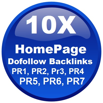 1X Homepage Dofollow Backlink and Get Top in Google and Alexa Ranking Linksite