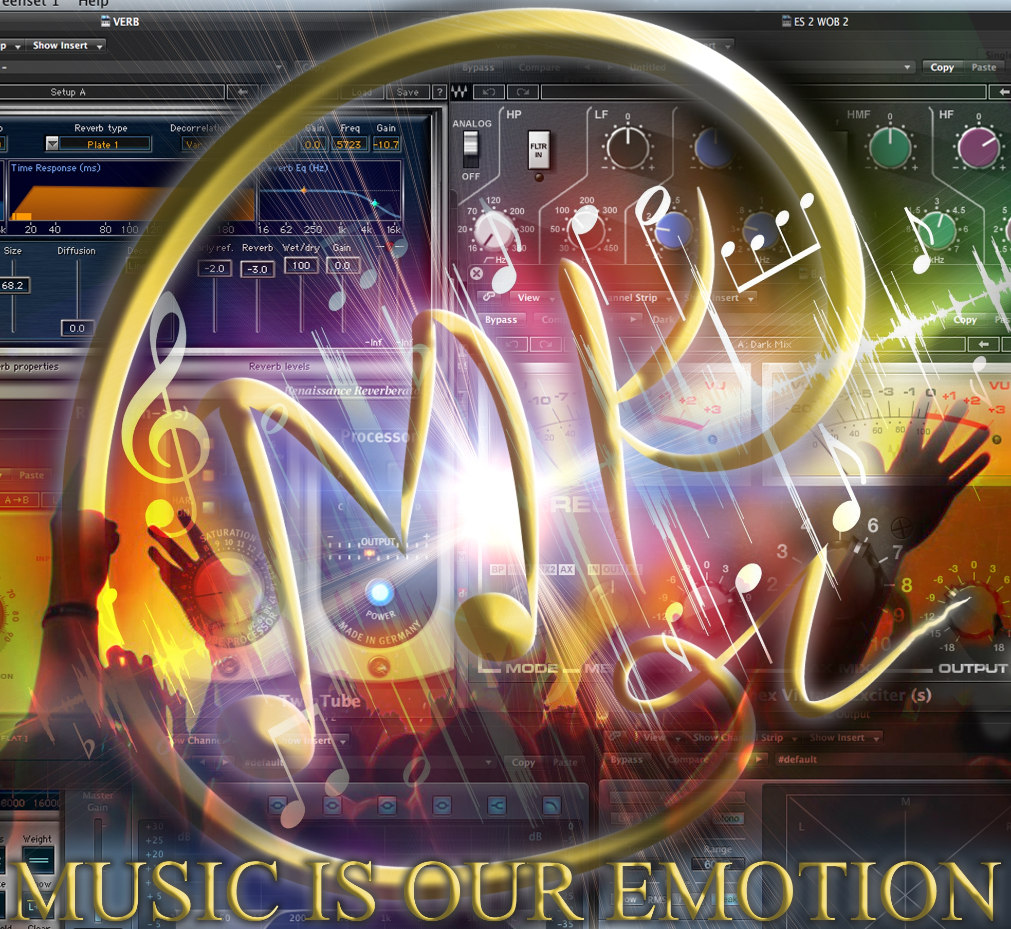 I will make cool n epic beats, instrumentals, remixes, music for you