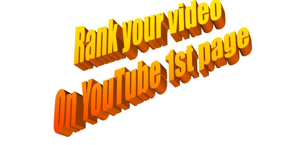 140 +Order Completed Get Rank your Video on YouTube 1st page with 12-48 Hours Delivery