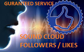 GET 1600 SOUNDCLOUD FOLLOWERS