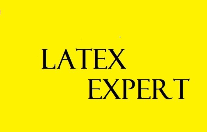 I will write or fix your LaTeX document or macros