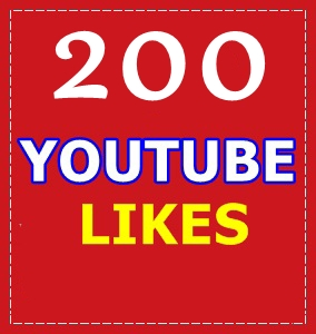 200+ High Quality Youube Video Likes+ 5 Subscriber