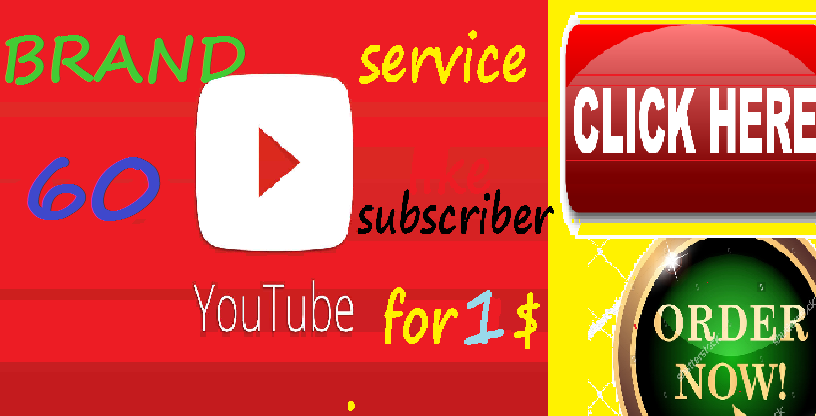 120 non drop manually youtube subscriber