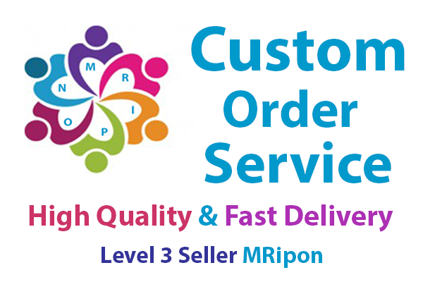Custom Order Service For Buyers