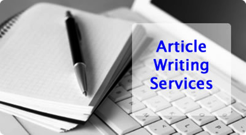 Best article writing services company