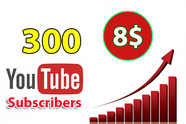 I will provide you 500 Yo u Tube subs cribers