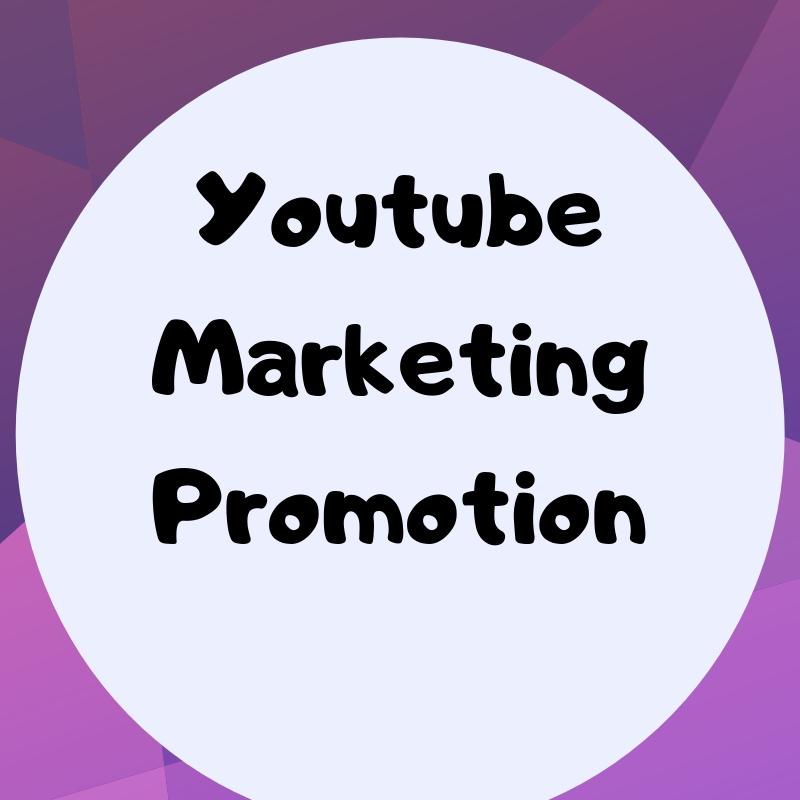 Youtube Video Promotion Real Via User
