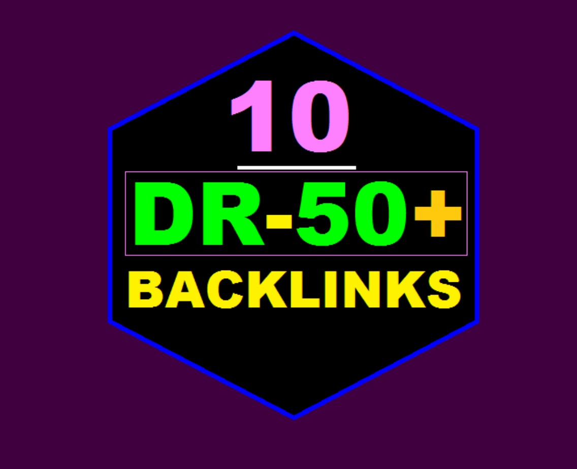 8 Permanent DR 55 Homepage PBN Dofollow Backlink