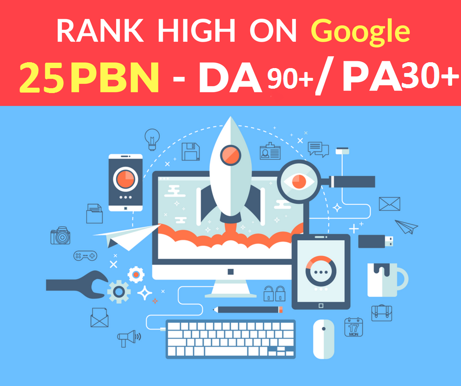 30 High PBN Permanent Manual DA 90 PA 30+ Homepage PBN Website Links