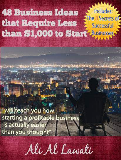 48 Business Ideas that Require Less than 1,000 to Sta... eBook