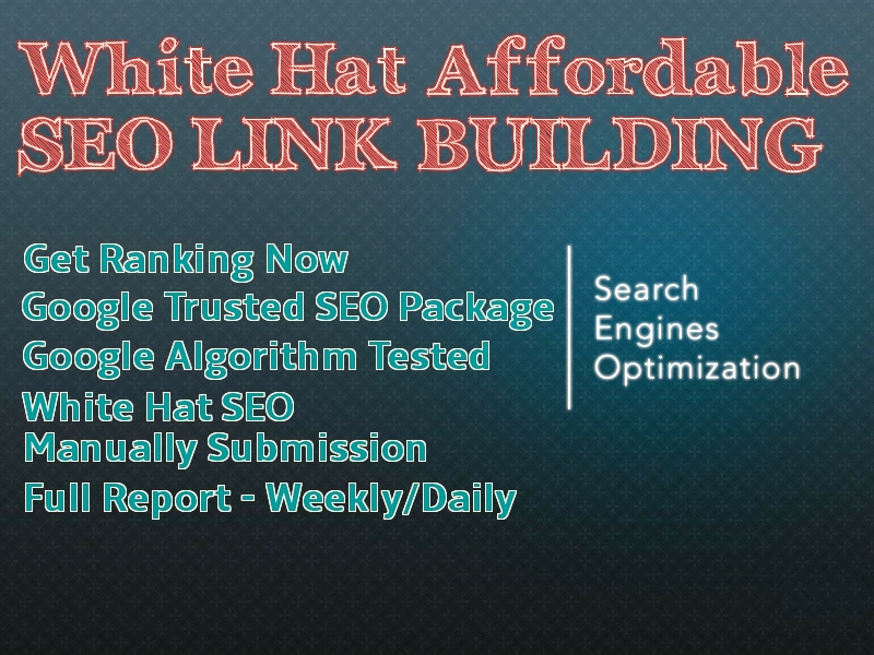 Rank on Google First 1st Page by Exclusive 150 Dofollow high PR Unique Link Pyramid