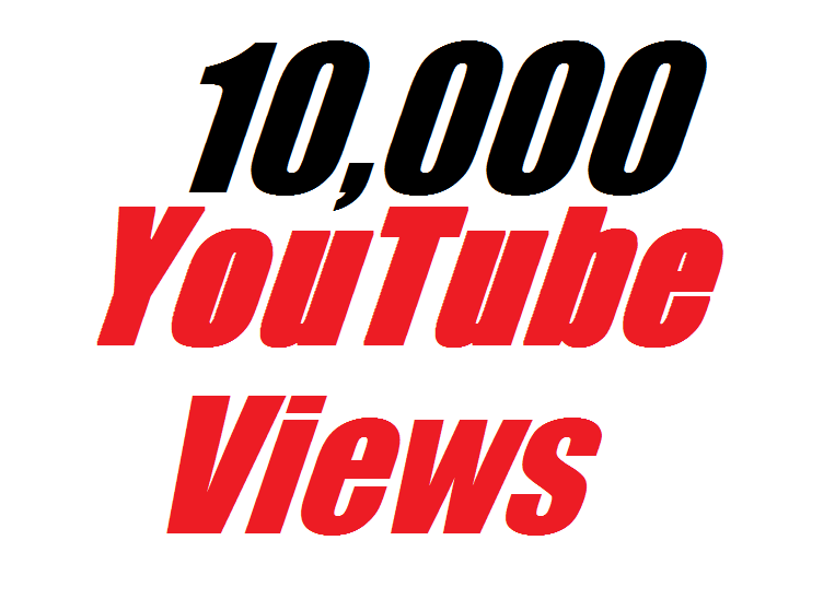 Add 10,000 Real YouTube Vi ews In Your Video fast