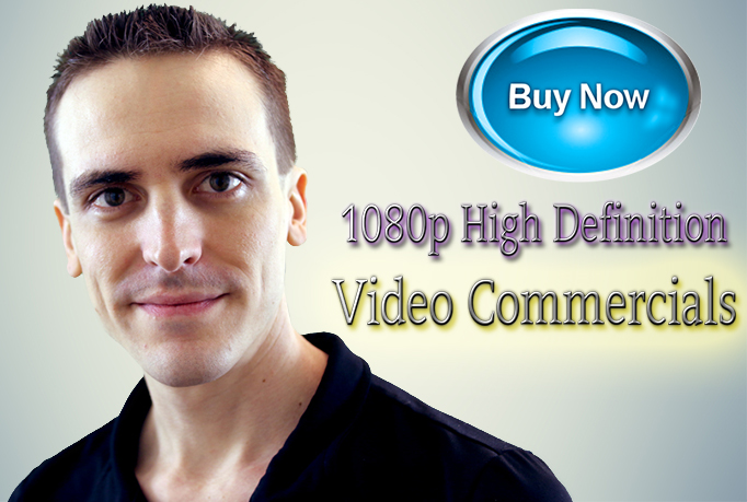 Video Spokesperson for commercials , product reviews , and more!