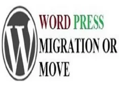 Move Word press OR Transfer Word press