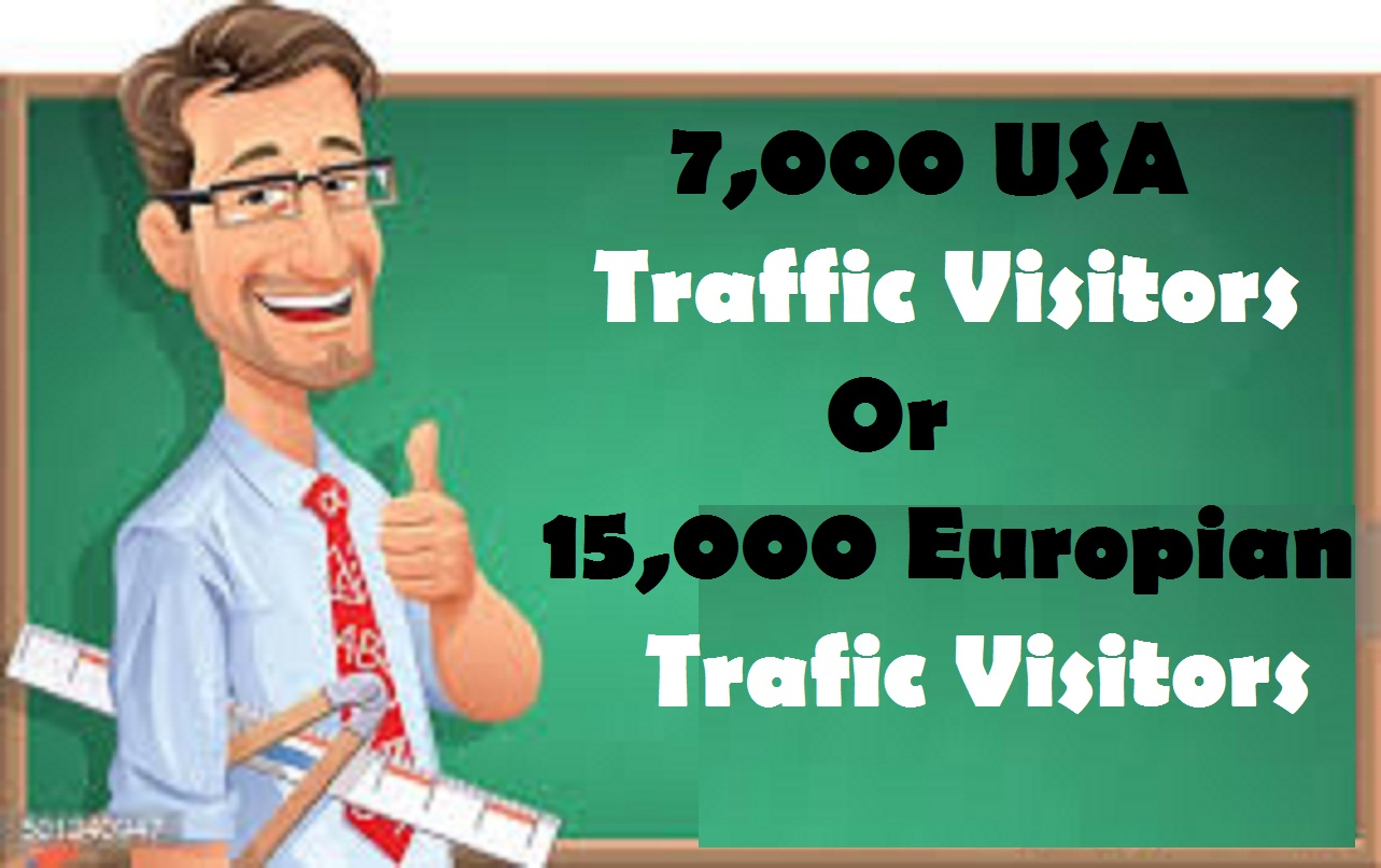 100,000 Worldwide web traffic Visitors in your web  or blog