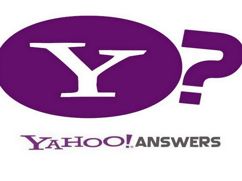 Promote 3 Yahoo Answers with Clickable link