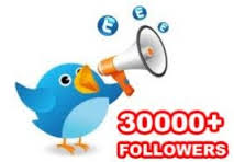 I will add you 40000 Twitter Followers