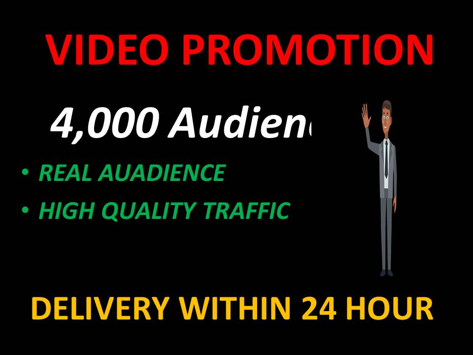 Get YouTube video promotion Vio