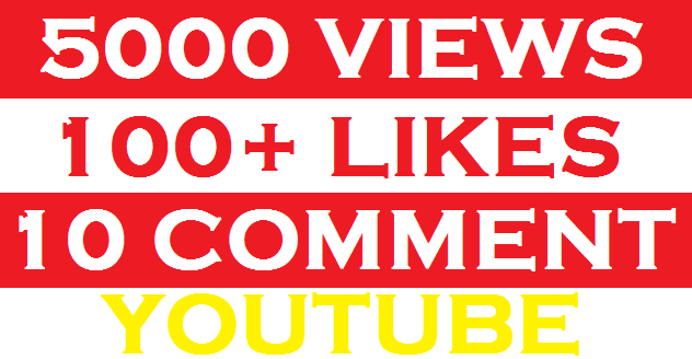 1000-1200 High Retention + Splitable None Drop Real Youtube Views with gurantee subs and favaurits