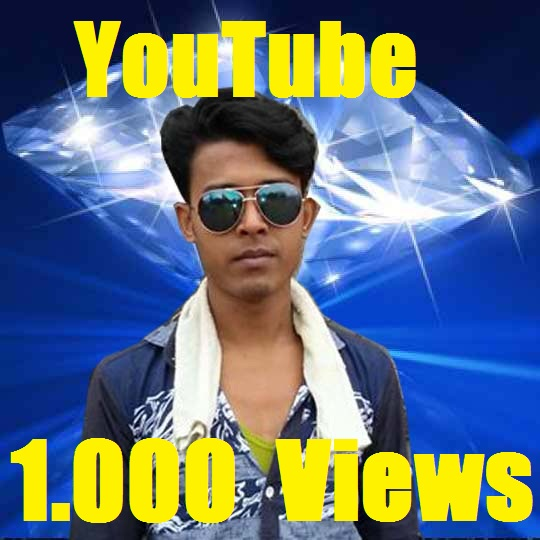 Safe 1.000 YouTube Views Your Videos Add Very Fast Complete