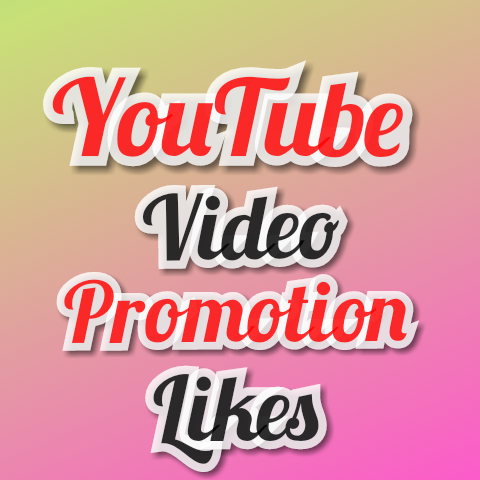 Video Promotion Likes via real user
