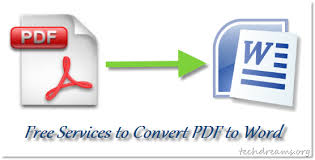 You will Manually get 50 pages PDF File to MS Word within 72 hours
