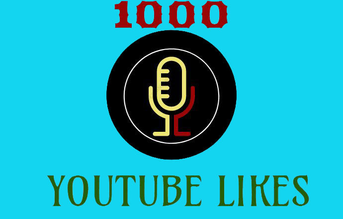 1000 youtube likes very fast