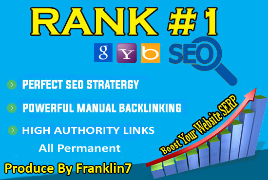 skyrocket your Google Rankings with 50 Permanent Uniq...