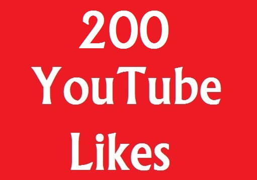 Add fast 200 Real YouTube video Likse very fast on Video