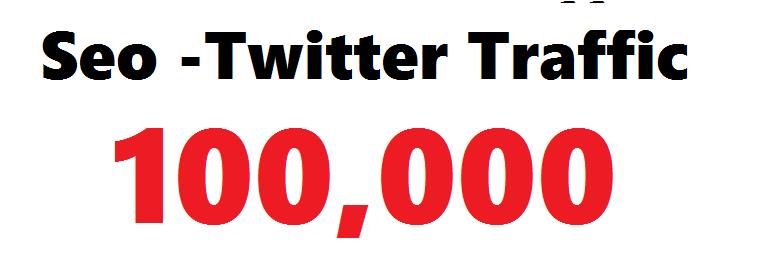 FAST 100000 Seo Twitter Traffic 100k