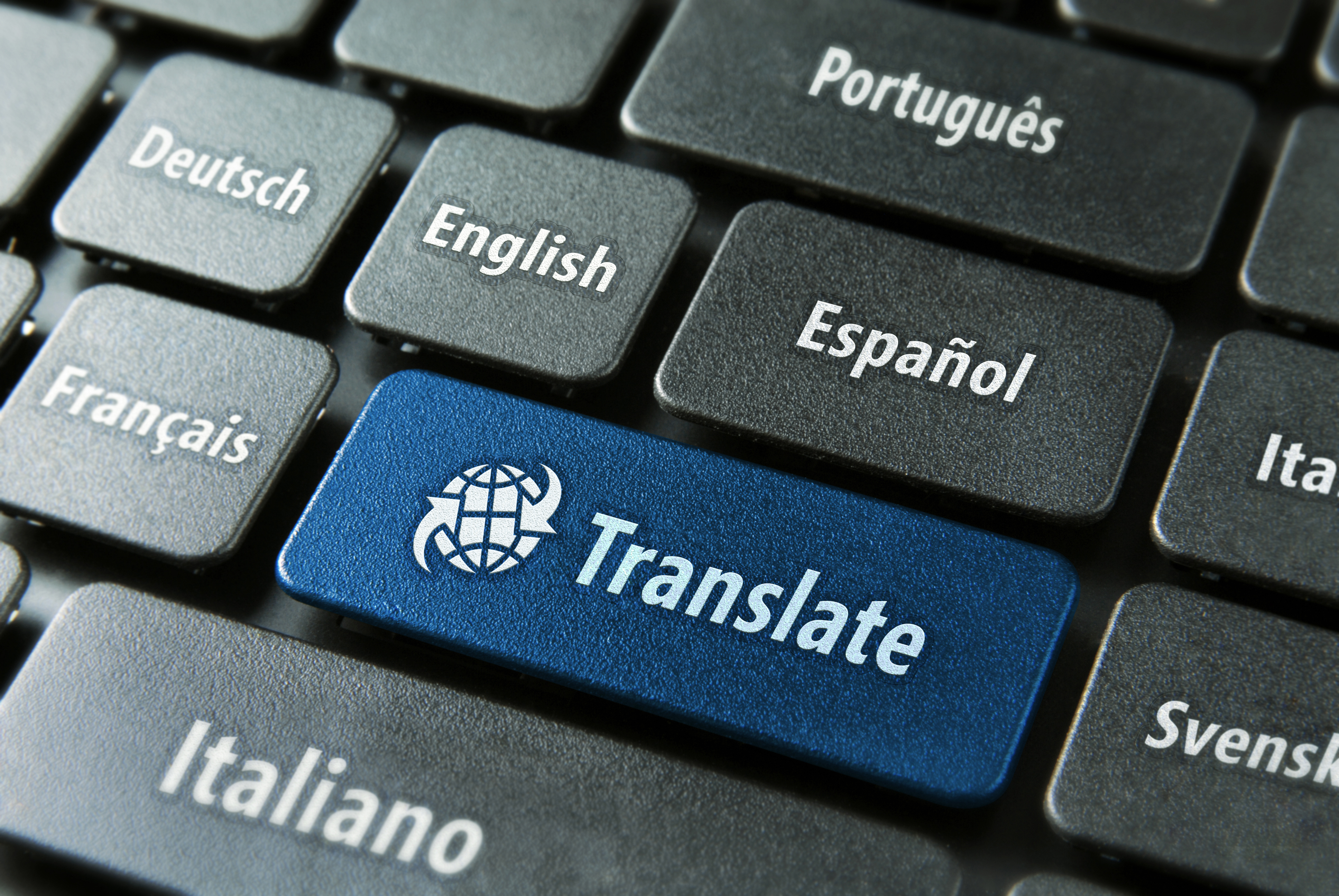 Translate Englsih,  French or Arabic