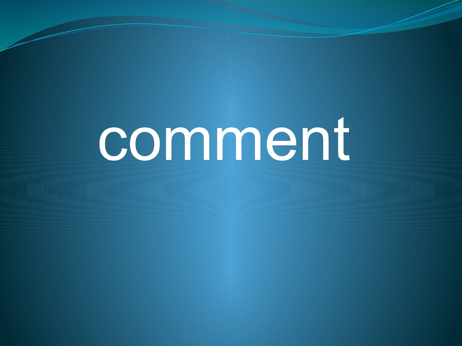 I will post comments to your websites blogs or videos