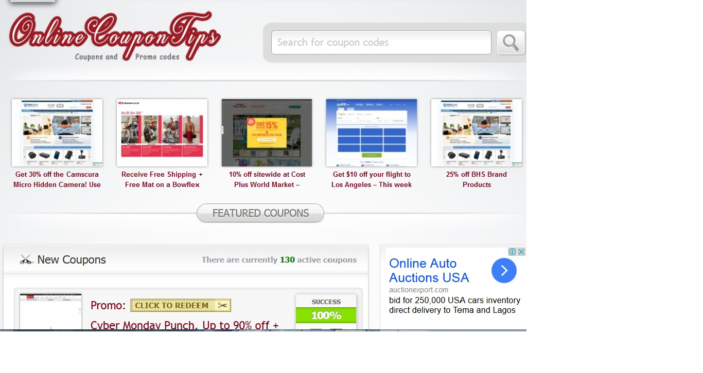 If you want to start an affiliate coupons website, this is for you.