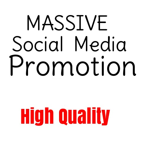 Massive SEO Viral Social Media Post Promotion Fast Instant & Real