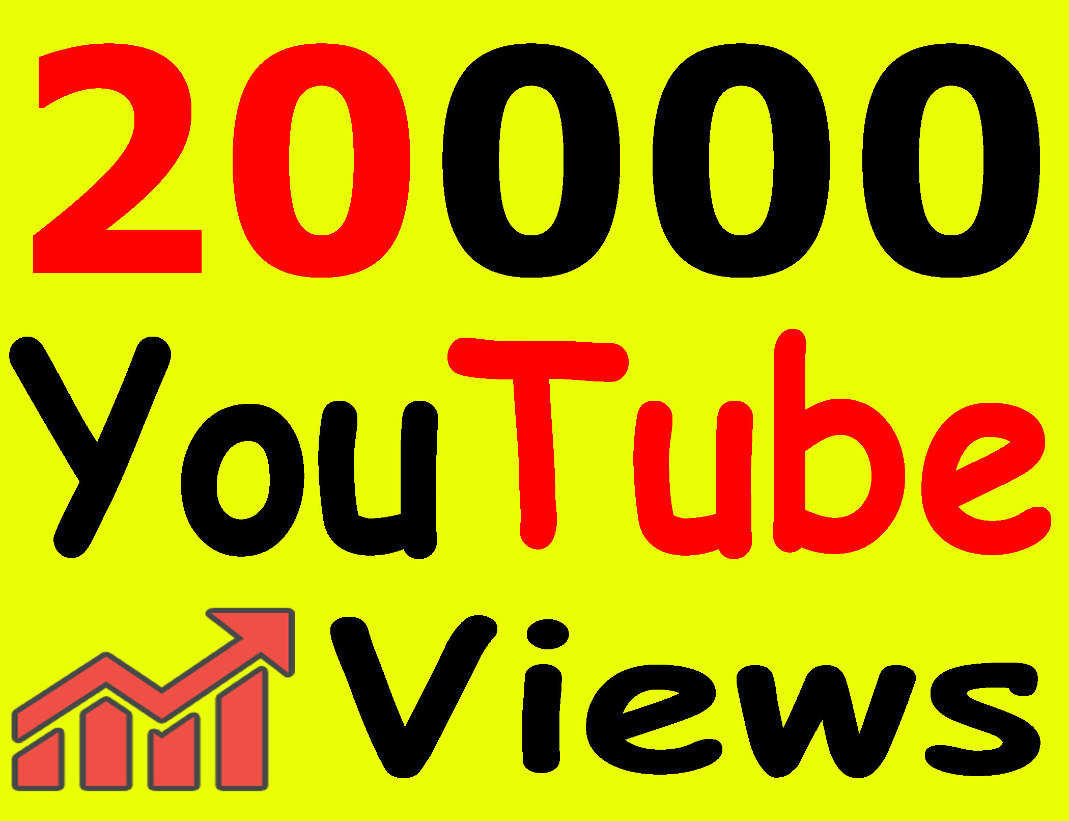 Give 20,000+ Views Full Retention Safe Lifetime Guarantee with bonus Li kes