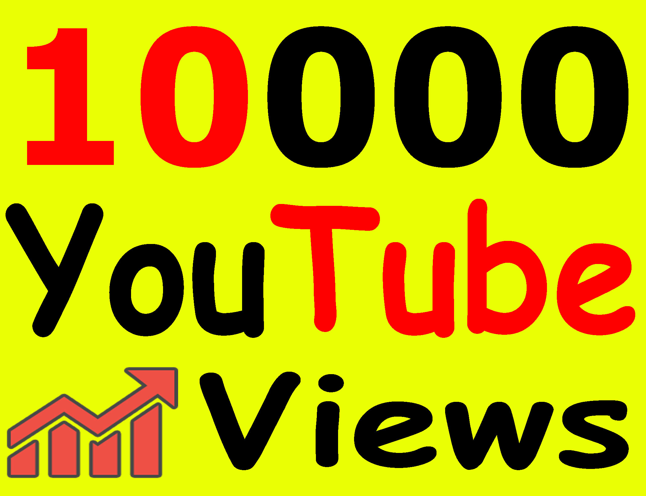 Give 10,000+ Views Full Retention Safe Lifetime Guarantee with bonus Li kes