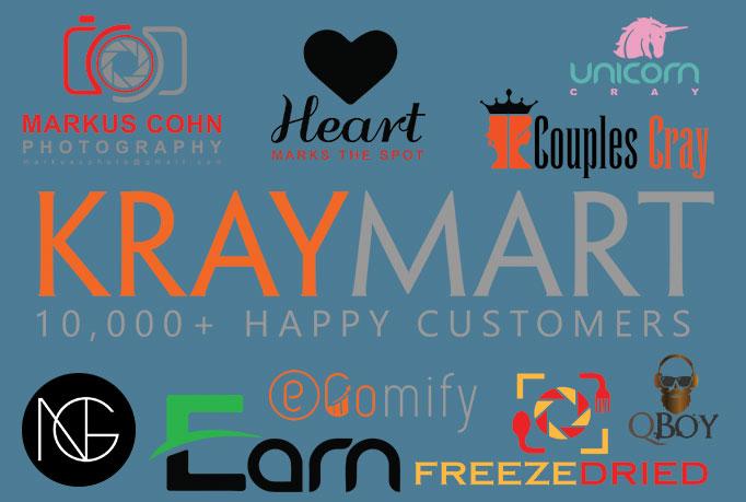 I will design a logo  for you