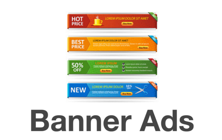 I Will Place Your Banner Ad on Huge Traffic Site For ... for $150